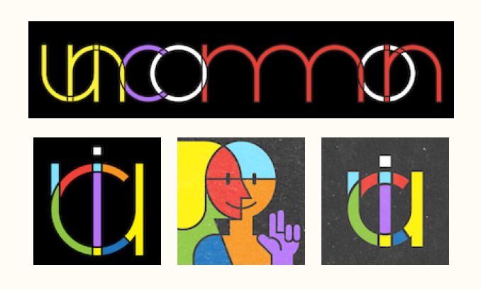 Uncommon logos